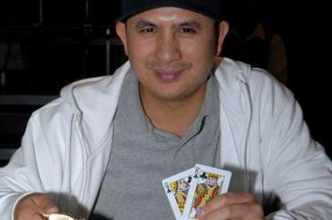 2008 WSOP Event #49, $1,500 No-Limit Hold'em: J.C. Tran Wins First Bracelet 0001
