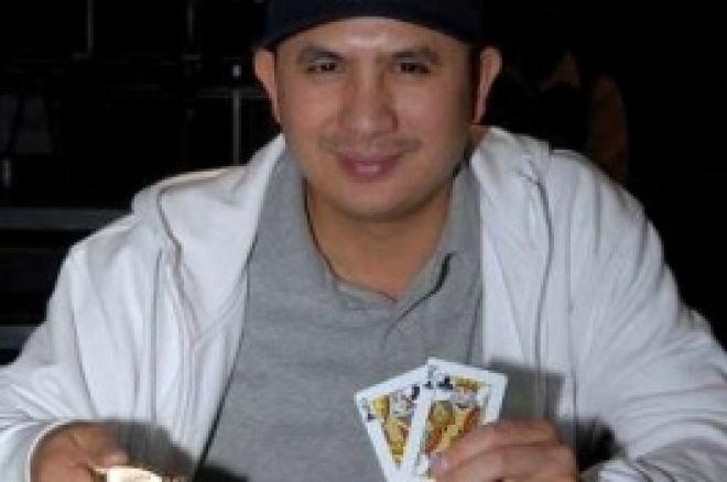 2008 WSOP Evento #49, $1,500 NLHE: J.C. Tran Vence Primeira Bracelete 0001