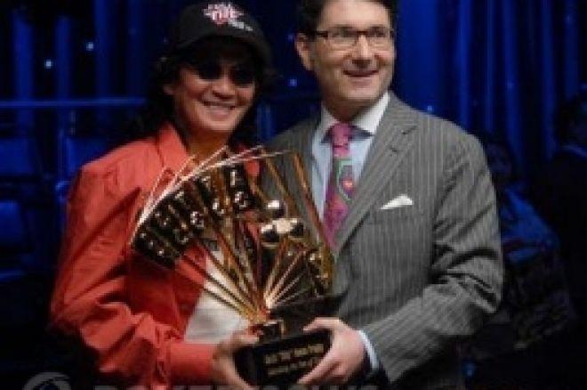 WSOP event #45 - $50 000 H.O.R.S.E turneringen har fått en vinnner 0001