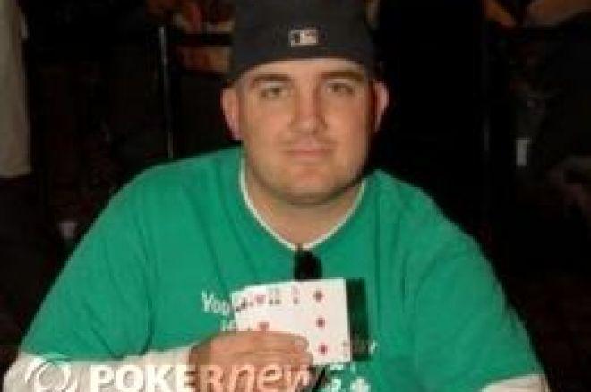 WSOP Event #47 - $1.500 Stud Hi/Lo – Ryan Hughes vinner sitt andre bracelet. 0001