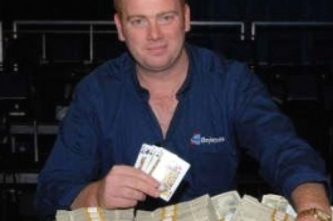 2008 WSOP Събитие #50, $10,000 PLO Championship: Marty Smyth Печели Злато 0001