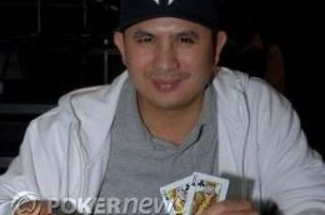 JC Tran vinner event #49 - $1,500 NLHE WSOP 2008 0001