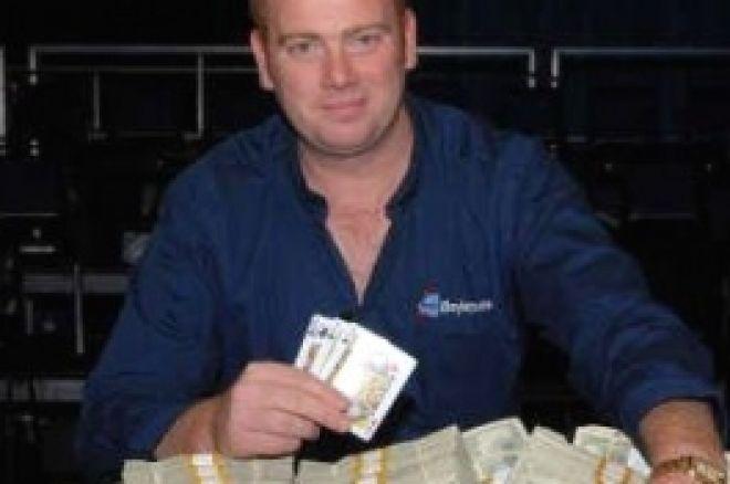 WSOP Event #50 - $10.000 PLO Championship – Marty Smyth vinder guld 0001