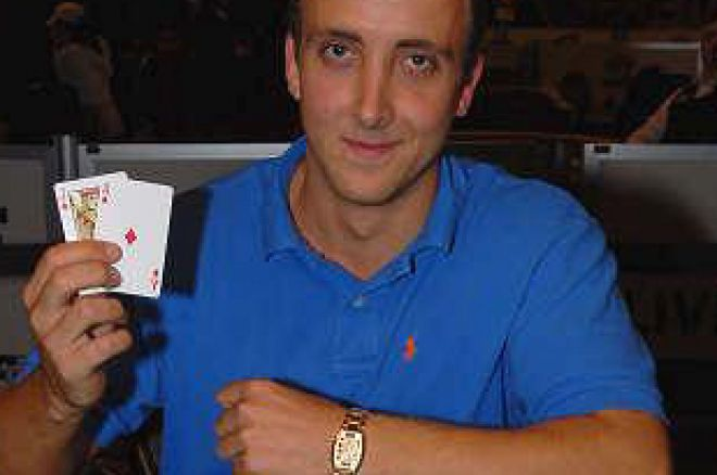 2008 WSOP Event #53, $1,500 Limit Hold'em Shootout: Graham Overtakes Bellande for Bracelet 0001