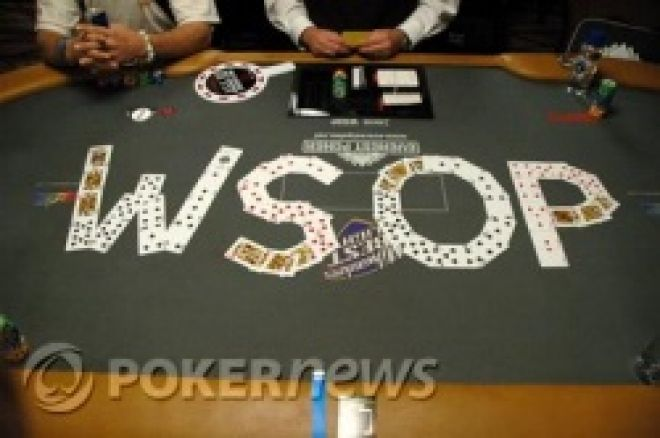 WSOP 2008 Main Event Day 1a and Day 1b 0001