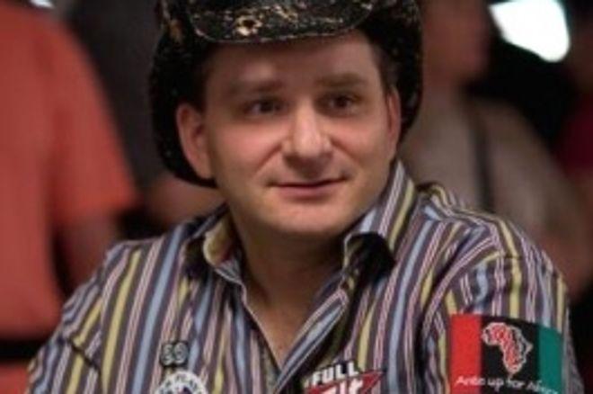 Dr. Pauly bei der WSOP 2008: Beinahe Berühmt 0001