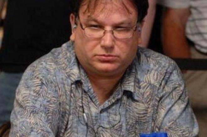 2008 WSOP $10,000 NLHE Main Event Ден 1B: Ben Sarnoff Начело – Груди... 0001