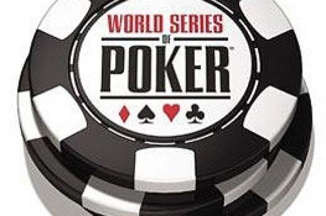 WSOP Main Event - tisdag och onsdag spelas dag 2A och B 0001