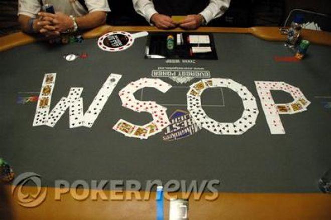 2008 WSOP $10,000 NLHE Championship Ден 1D 0001