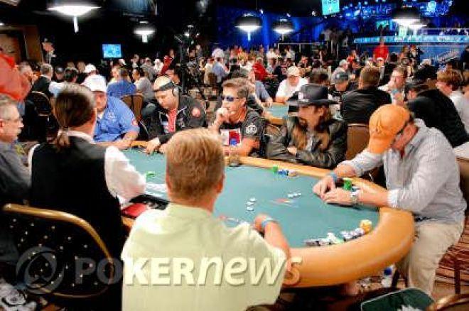 WSOP 2008 - Main Event Jour 1D : le second plus gros Main Event de l'Histoire 0001