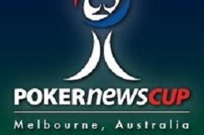 The PokerNews Cup Australia 2008! 0001