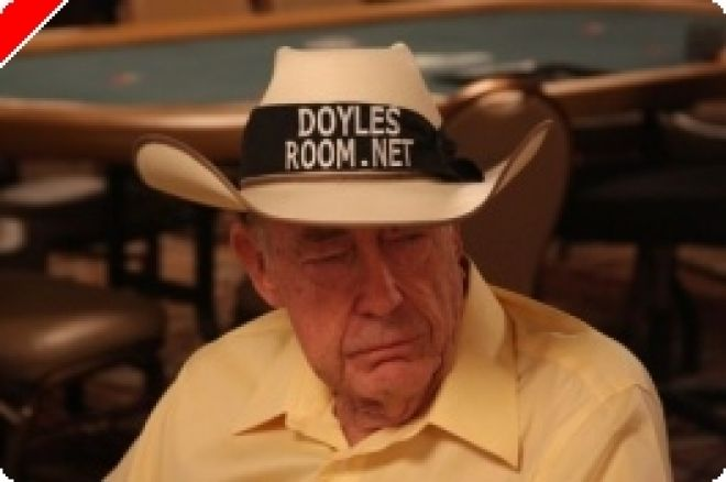 Doyle Brunson Drink & Drive? + more pokergossip 0001