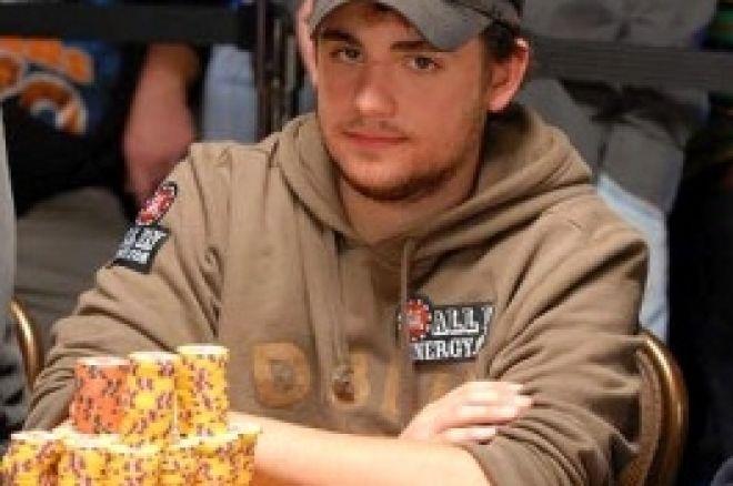 Główny Turniej WSOP 2008, $10,000 No-Limit Hold'Em, Dzień 4: Jeremy Joseph Nadal Liderem 0001