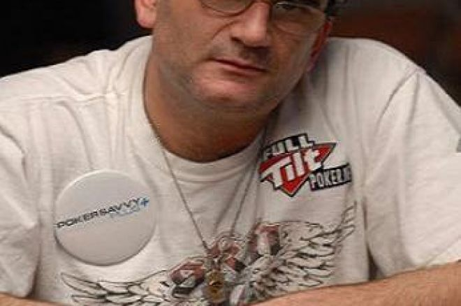 WSOP Main Event 2008 Day 5: Mark Ketteringham leading the last 79 0001