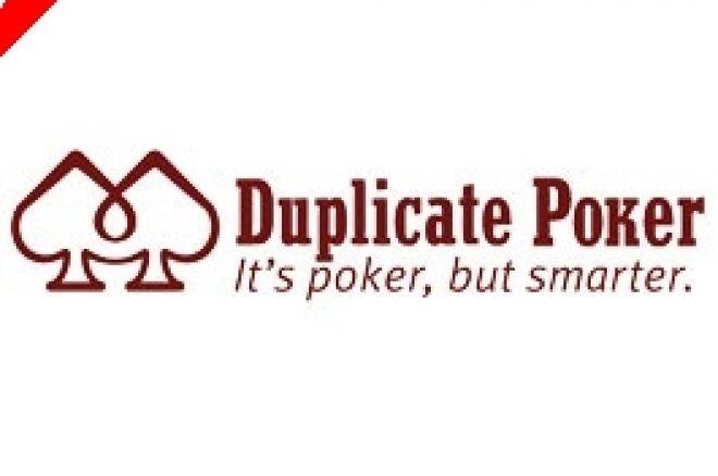 Duplicate Poker präsentiert $1,000 Weekly Freeroll Series 0001