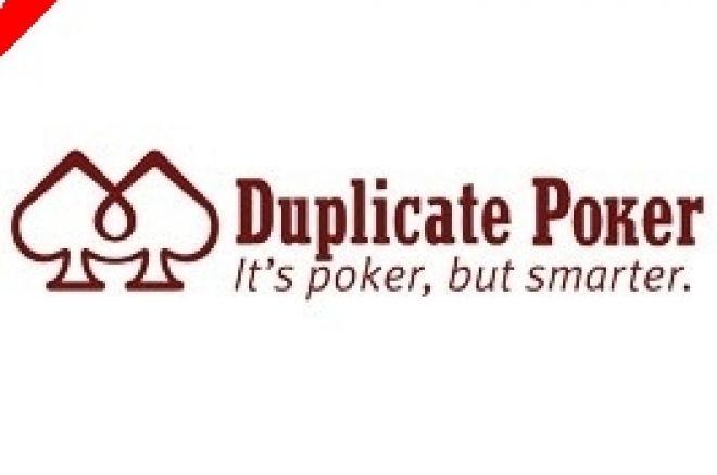 Duplicate Poker가 $1,000 위클리 프리 롤 시리즈를 개최 0001