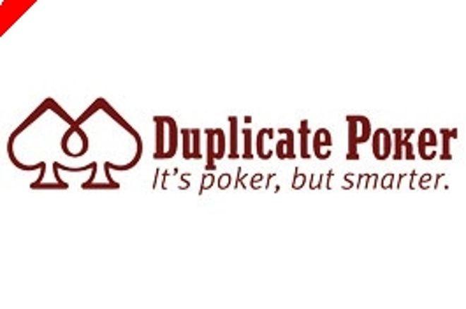 Duplicate Poker lanserer ukentlig $1.000 freeroll-serie 0001