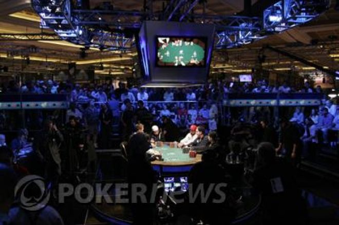 World Series of Poker 2008 - La table finale du Main Event des WSOP 2008 0001