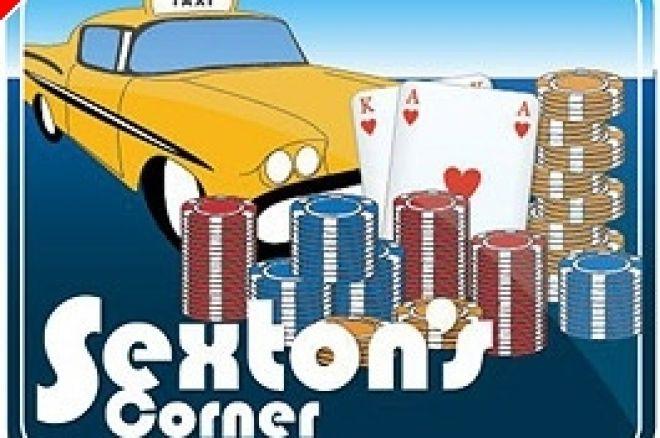 Sexton's Corner, Vol. 54: Marco Traniello, Rising Star 0001