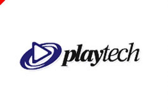 Playtech visar fortsatt tillväxt under andra kvartal 0001