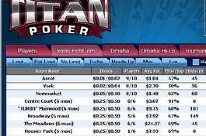 Софт Titan Poker переведен на русский язык 0001