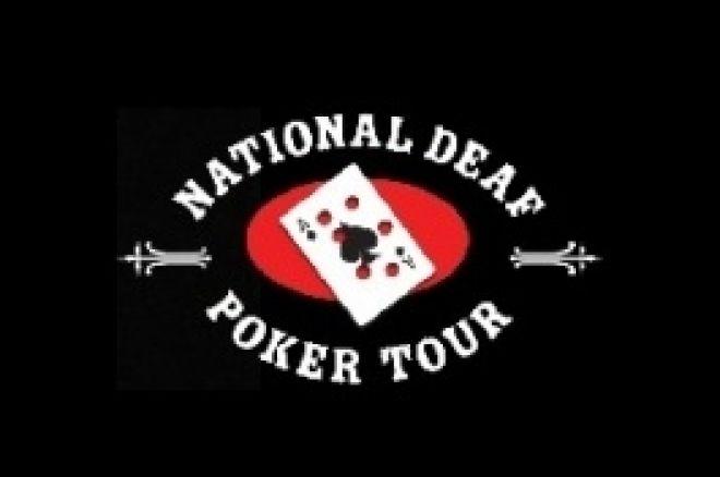 Venetian Gospodarzem National Deaf Poker Tour 0001