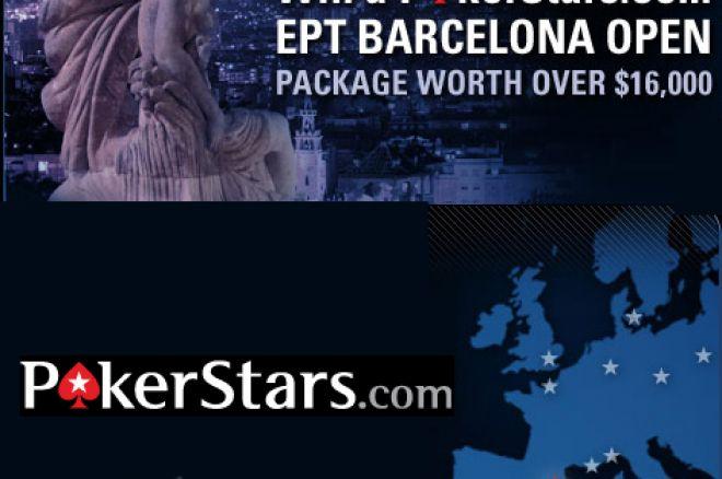 Ganhe Pacote para EPT Barcelona 0001