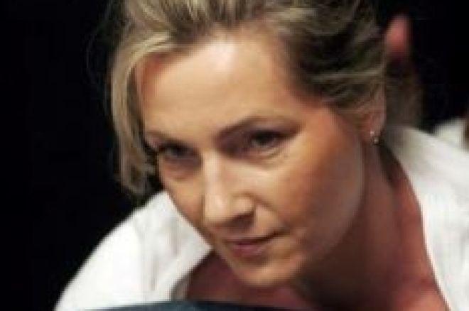 Katja Thater besucht das Grand Casino Baden 0001