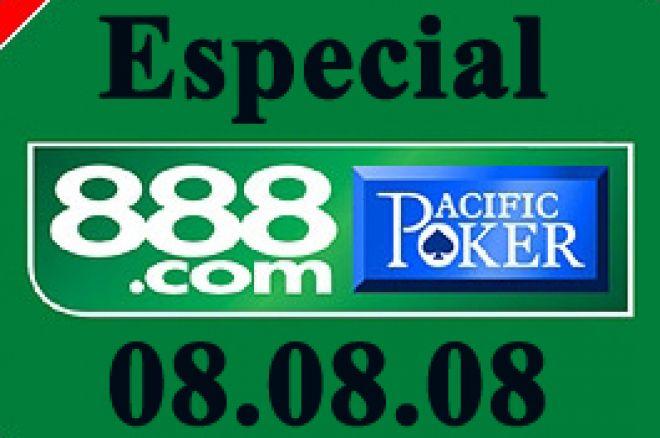 Pacific Poker 888 Festeja o Dia 08/08/08 0001