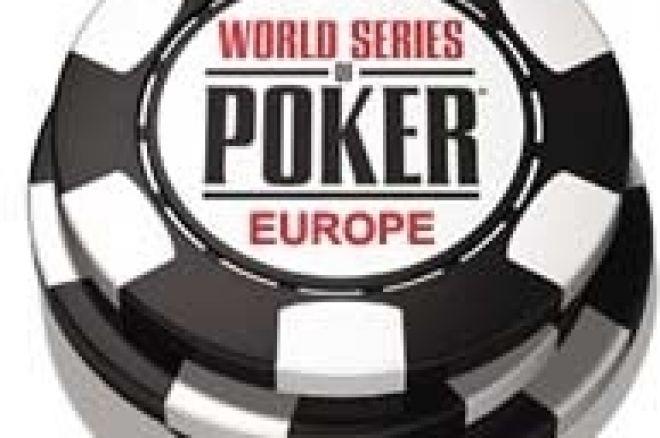 WSOPE wird in diesem Jahr ausschließlich im Empire Casino ausgetragen werden! 0001