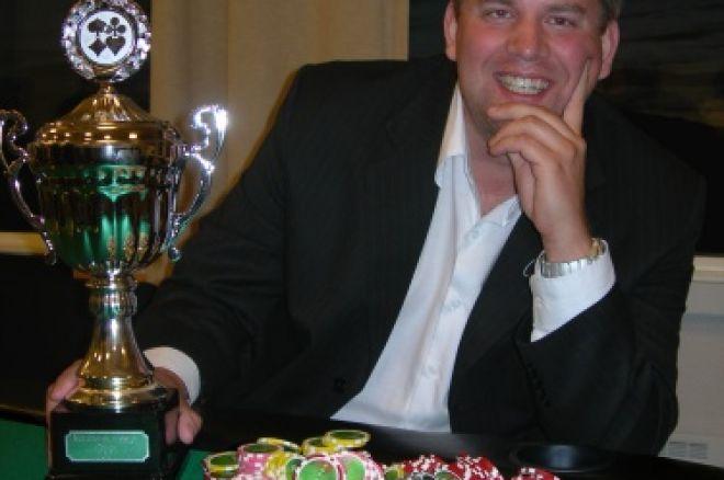 Fjorårets vinner av NNM Poker - Anders 'Anrimo' 0001