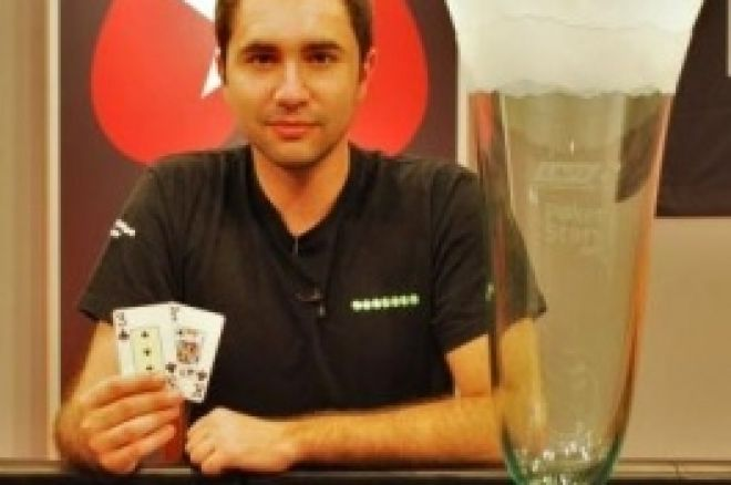 Jose Miguel Espinar gewinnt LAPT 0001