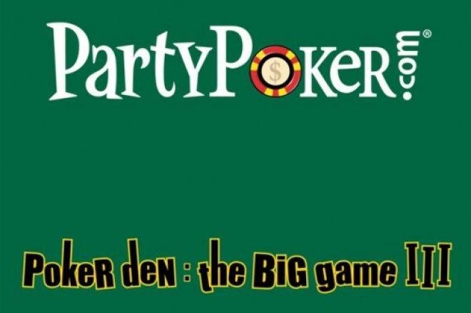 Party Poker Den Returns 0001