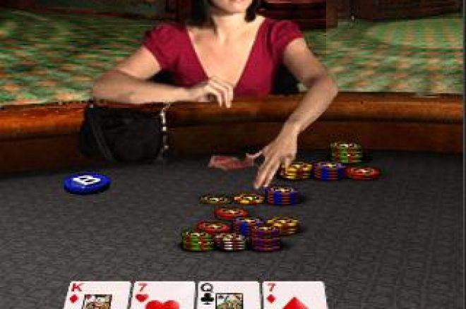 """Test jeux vidéo - Le jeu """"Texas Hold'em"""" sur Iphone / Ipod 0001"""