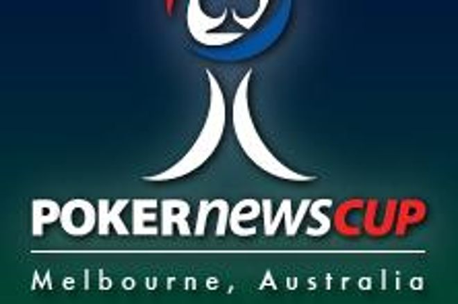Hollywood Poker all set with two PNC Australia packages 0001