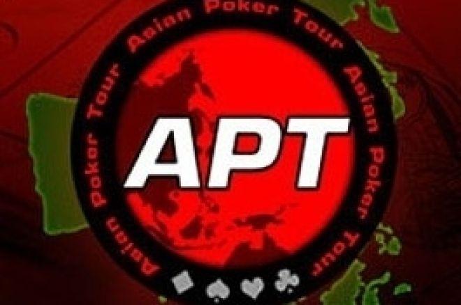 Tournoi Asian Poker Tour - APT Macau 2008 : Une table de cash game à 90.000€ 0001