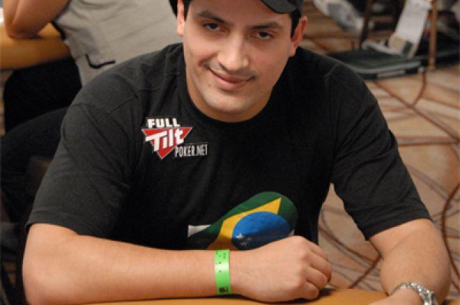 """Leandro """"Brasa"""" Pimentel Profissional da Full Tilt Poker 0001"""
