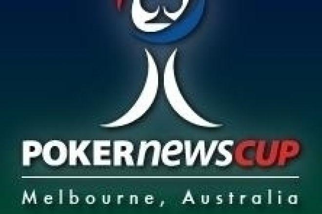 Tournoi gratuit - Freeroll 5.600$ pour la PokerNews Cup Australia 2008 sur Poker 770 0001