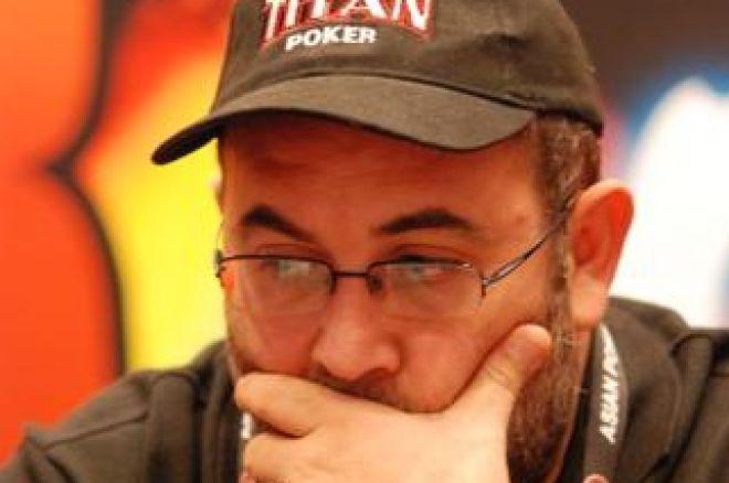 Julio Díaz entre los mejores del APT Macau 0001