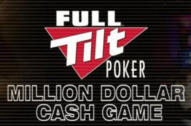 Full Tilt's 'Million Dollar Cash Game' Announces Season 3 Lineup 0001