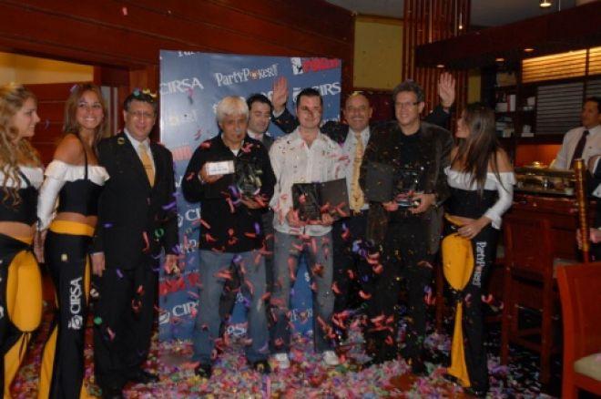 Finaliza el Caribbean & South America Poker tour en Lima 0001