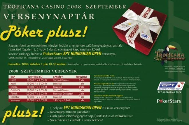 Tropicana Casino 2008.szeptemberi versenynaptára 0001