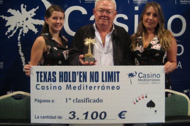 Cayetano García se lleva el último torneo de Agosto en villajoyosa 0001