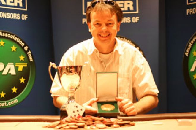 Nick Jenkins wins APAT World Championship and More 0001