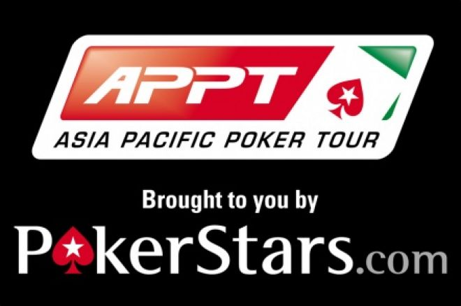 Asian Pacific Poker Tour (APPT) in volle gang + meer pokernieuws 0001