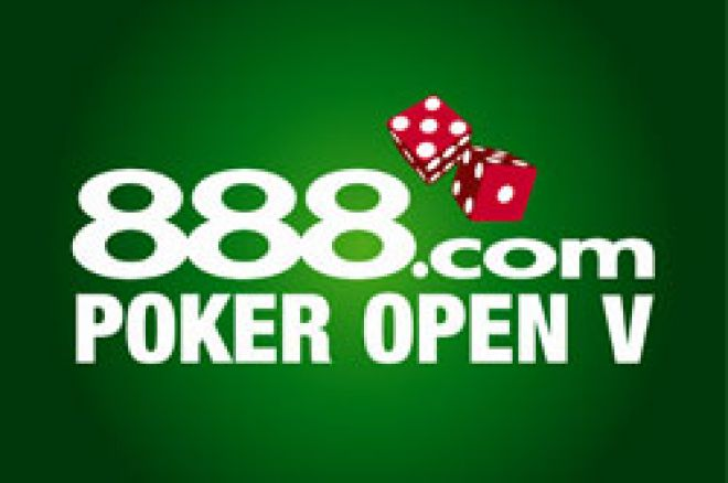 Represent your country at the 888 Poker Open – for only $1! 0001