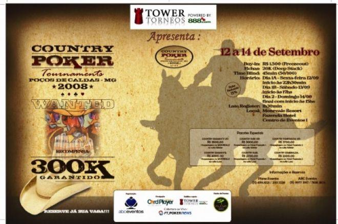 Country Poker – Poços Caldas MG 12 a 14 Setembro 2008 – 300K Garantidos 0001