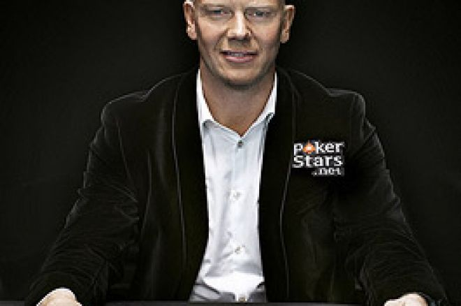 Swedish Hockey Star Mats Sundin Signed by PokerStars 0001