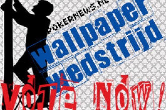 Wallpaper wedstrijd - laat het stemmen beginnen 0001
