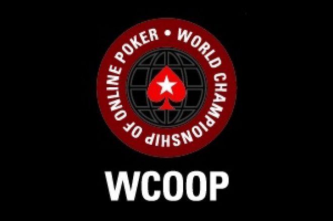 PokerStars.com World Championship of Online Poker (WCOOP) Dia 1 0001